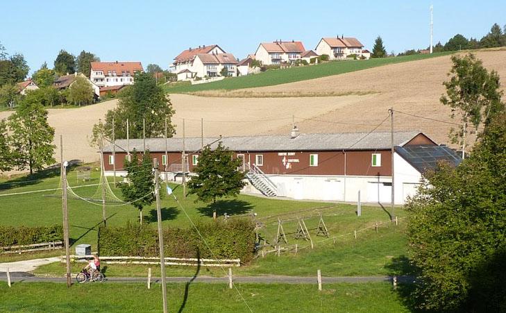 Cabane scoute de Froideville (VD)